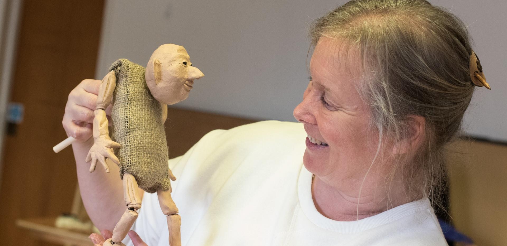 Beginner's Puppet Workshop by Strangeface