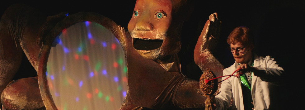 Microbodyssey by Tatwood Puppets