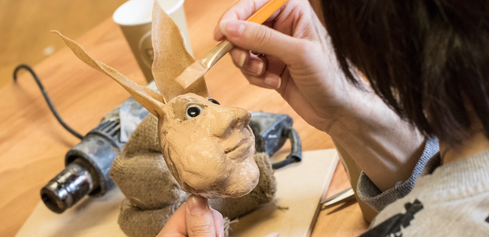 Beginner's Puppetry Workshop by Strangeface