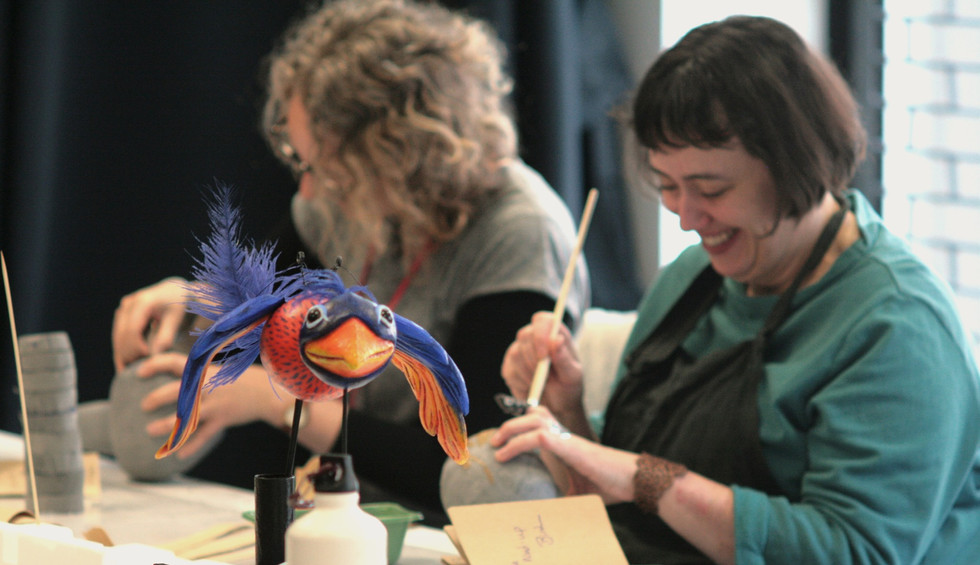 Winged Creatures Masterclass by Judith Hope