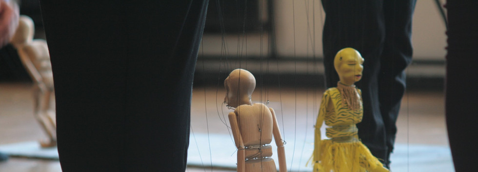 Marionettes: Dead or Alive by Stephen Mottram