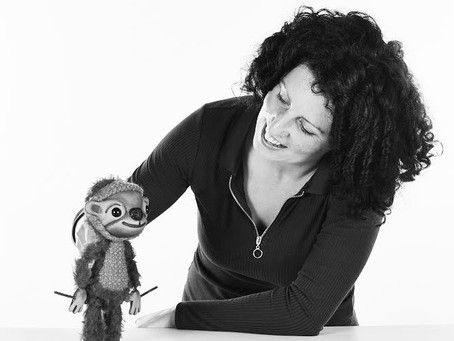 An interview with Kathleen Yore of Odd Doll Puppetry