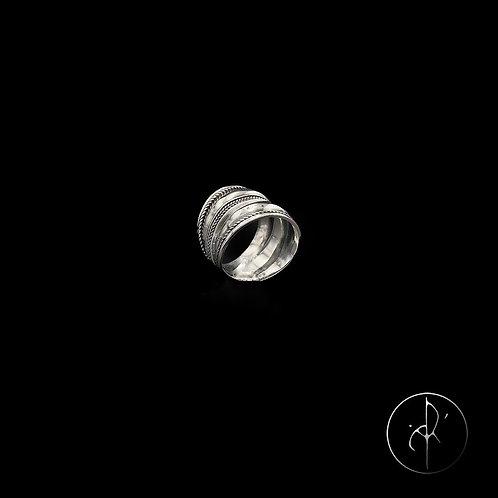 Bague anneau indien