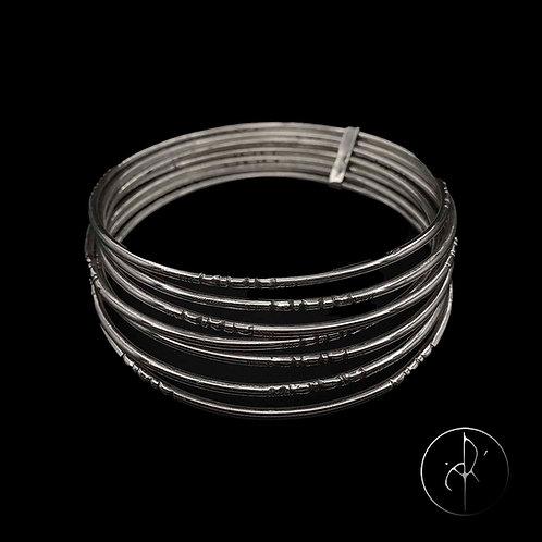 Bracelet semainier touareg
