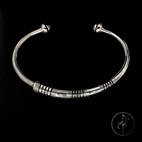 Bracelet touareg asymétrique