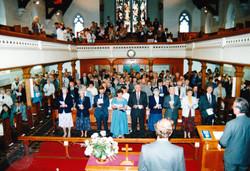 1995 - last service