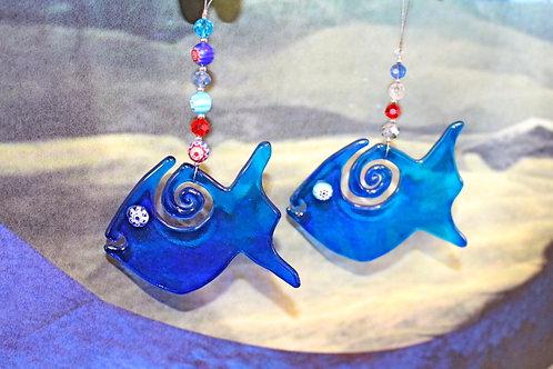 Celtic Glass Fish