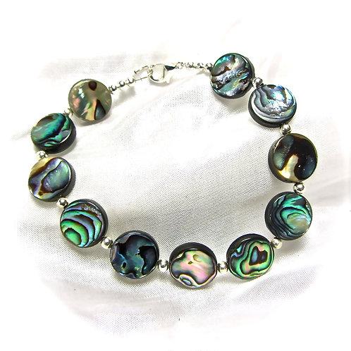 Shell Round Bracelet