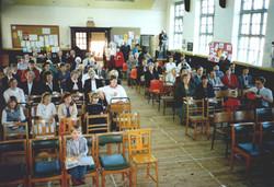 Church in school Upper Hall