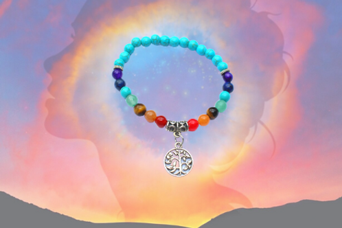tree of life bead bracelet