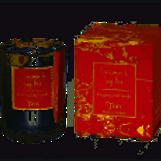 Cinnamon & Logfire Candle