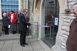 Wesley centre opening