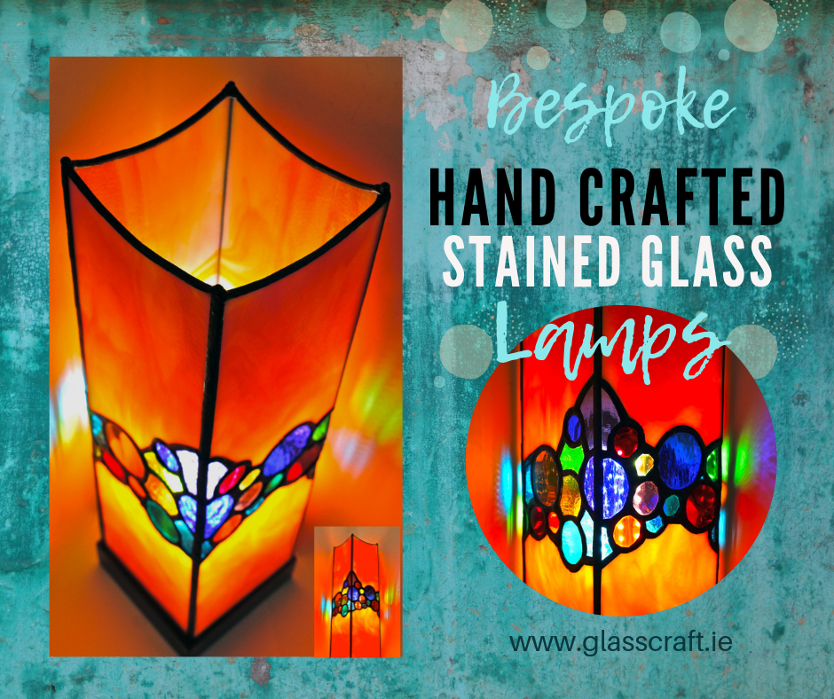 hand crafted lamps