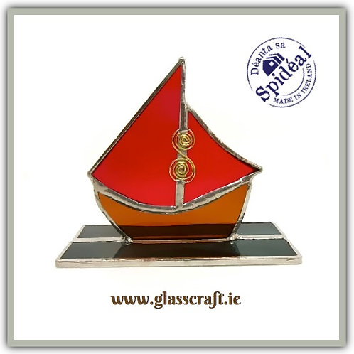 Galway Hooker Baby Boat