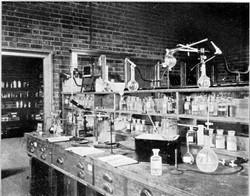 Technical School Science Lab