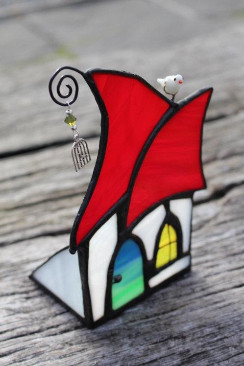 Fairy House Tea-Light Holder