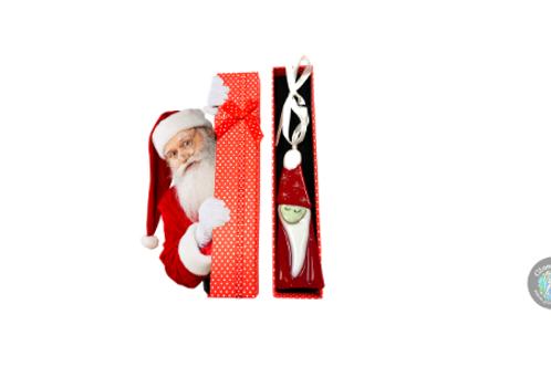 Santa Christmas Hanging Decoration