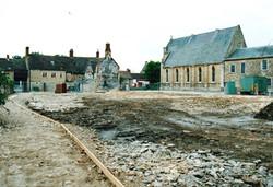 Start of development in 1994