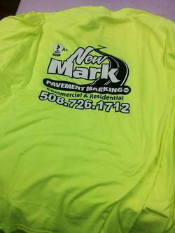 Nw mark Shirt print