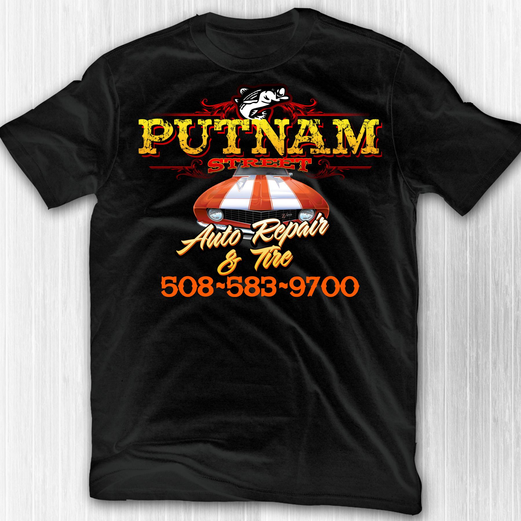 Putnam Auto shirt
