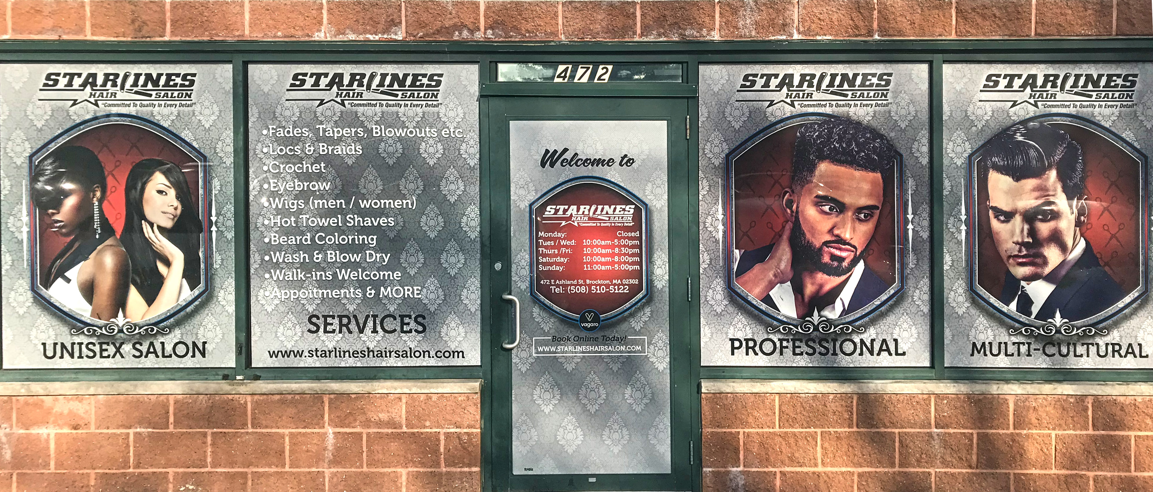 Starline window graphics
