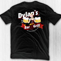 Dylan's shirt
