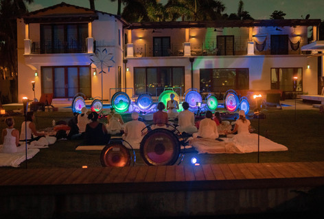 Overnight Gong Concert
