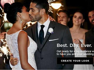 Business Spotlight ~ Men's Wearhouse