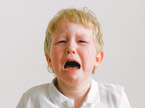 How Old is Too Old for Tantrums?