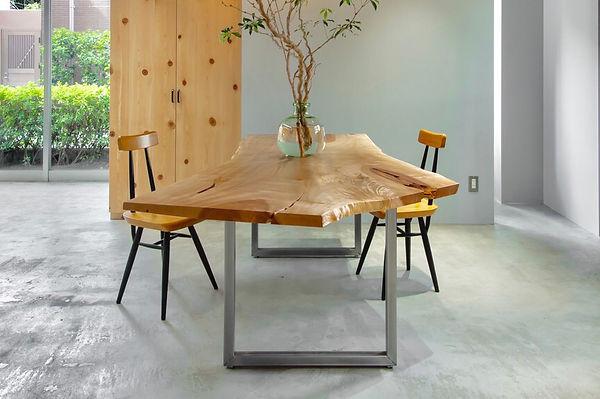 テーブル完成