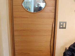 ホワイトークの室内扉