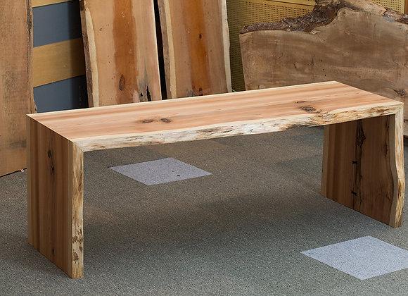 大山杉の一枚板ダイニングテーブル(ONEBOARD Table):【送料無料】