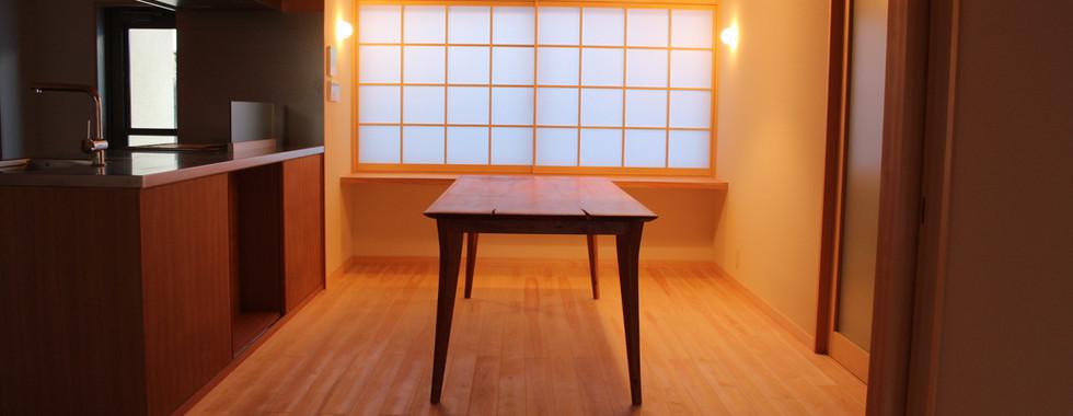 山桜のスムーステーブル