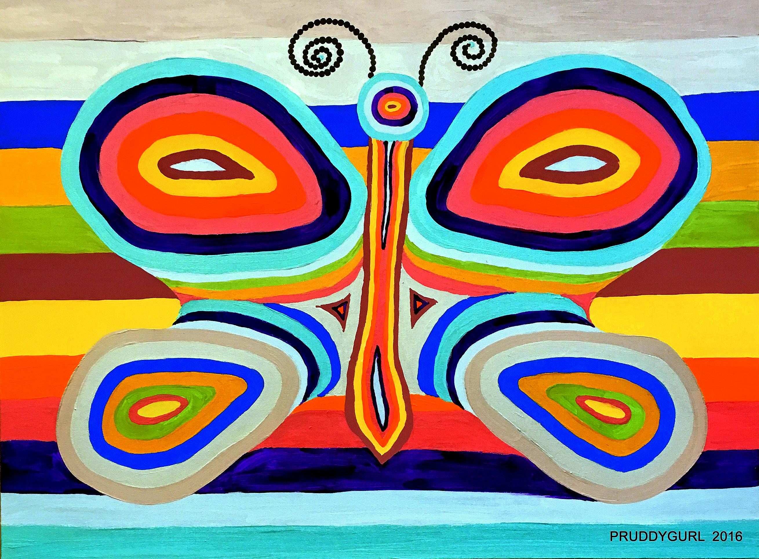 Splendor Butterfly