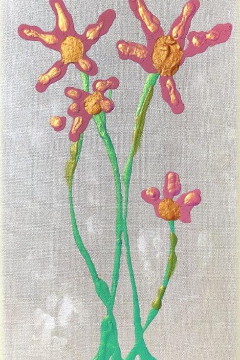 """Wildflowers (7"""" x 14"""")"""