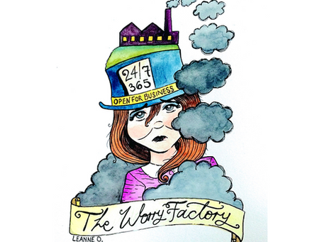 Your Very Own Worry Factory