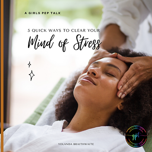 5 Ways to Clear Your Mind of Stress