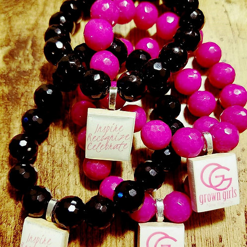 Grown Girls Signature Arm Candy - Inspire Recognize Celebrate