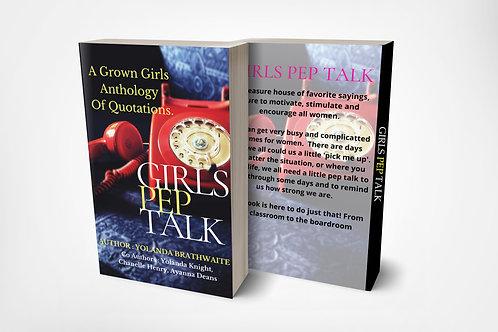 Girls Pep Talk