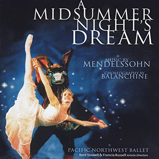 Midsummer Night's Dream performed by PNB
