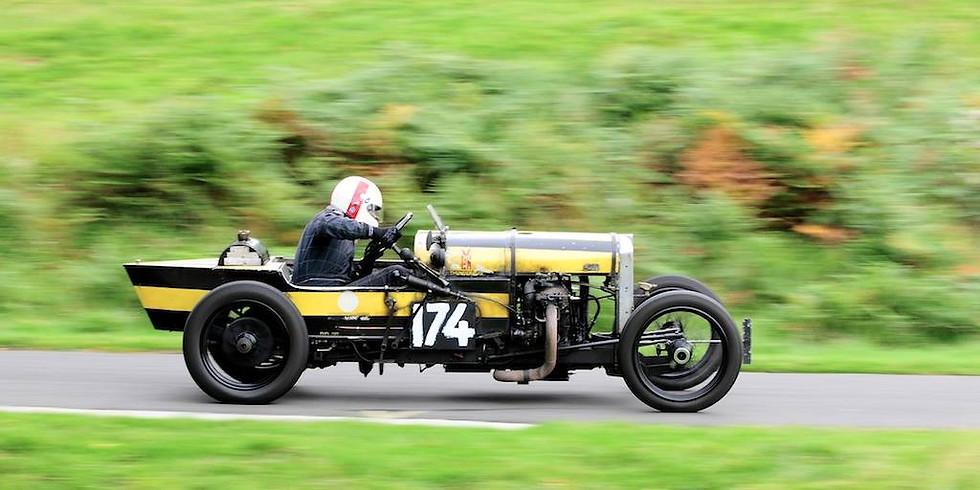 Vintage Sports Car Club Meetings