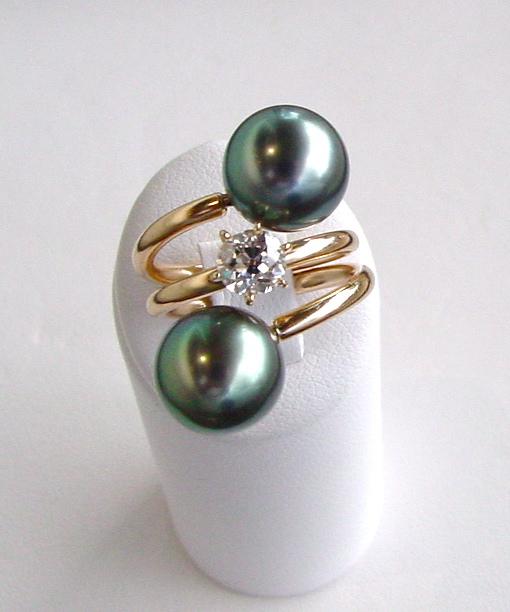 Sparkle Surprise Ring