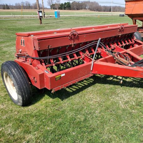 IH 5100 18 Run Soybean Special Grain Dri