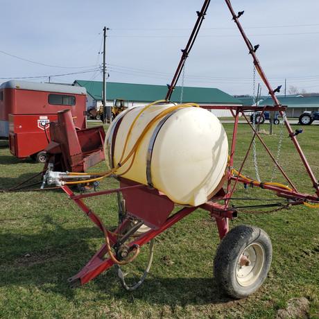 Acme 200 Gallon Sprayer