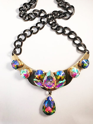 Iridescent Necklace