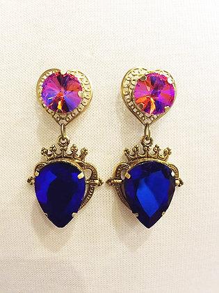 Royal Hybrid Hearts