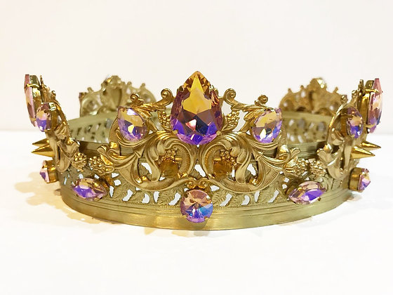 Breast Cancer Awareness Crown
