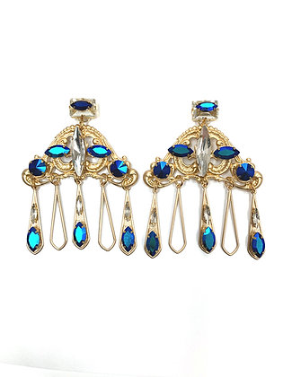 Very Large Statement Earrings