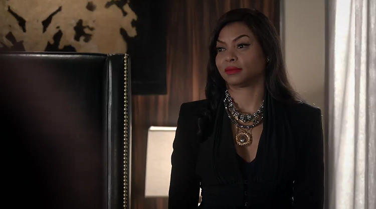 Taraji Henson on Empire