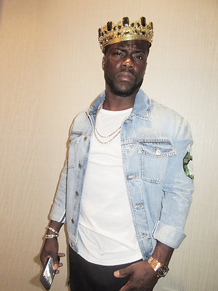 P Diddy & Kevin Hart Crown